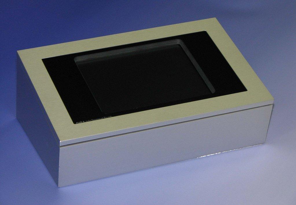 gira infoterminal touch pult esb energiesignalbau gmbh. Black Bedroom Furniture Sets. Home Design Ideas